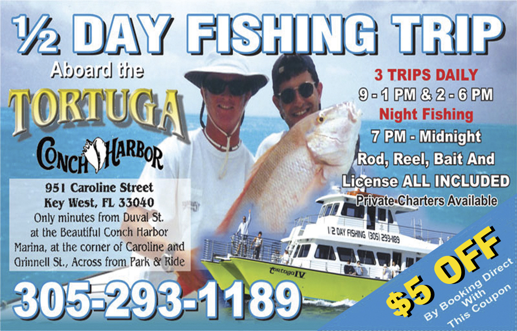 Discount coupons for key west ferry